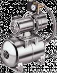 Domestic waterwork pumps
