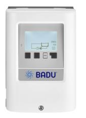 BADU Eco Logic Steuerung